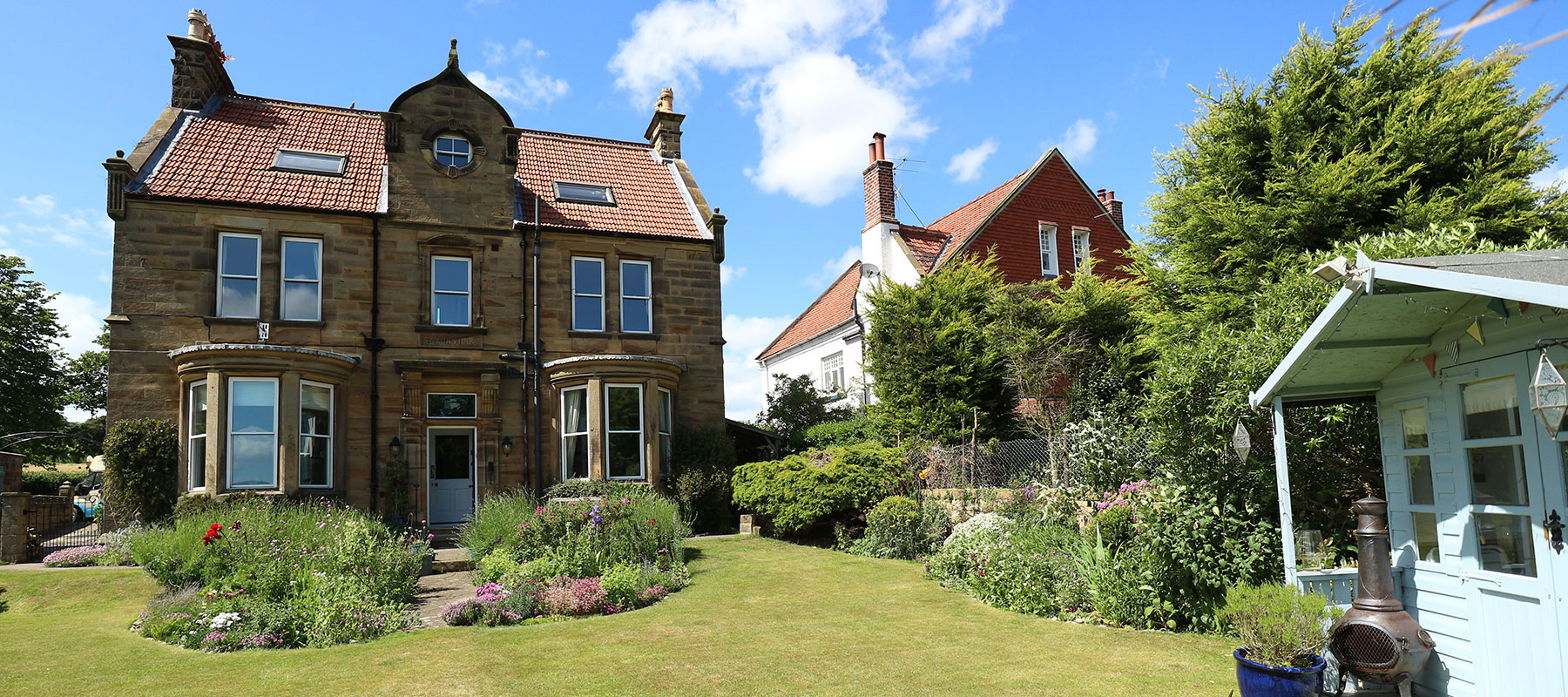 Saxon Villa Award Winning Bed and Breakfast