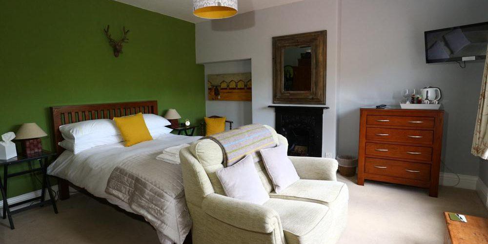 Saxon Villa Robin Hoods Bay Room 1